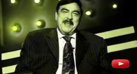 Sheeday Tera Kakh Na Rahway - A Very Funny Song About Sheikh Rasheed