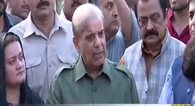 Shehbaz Sharif's Response on Fazal-ur-Rehman's Statement About Independence Day