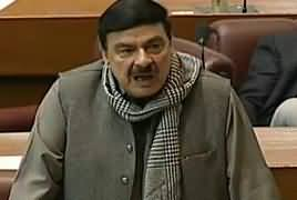 Sheikh Rasheed Ahmad Speech In National Assembly - 28th February 2019