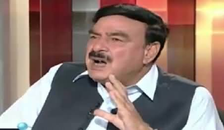 Sheikh Rasheed Blasts on Rana Sanaullah For His Statement on Kasur Scandal