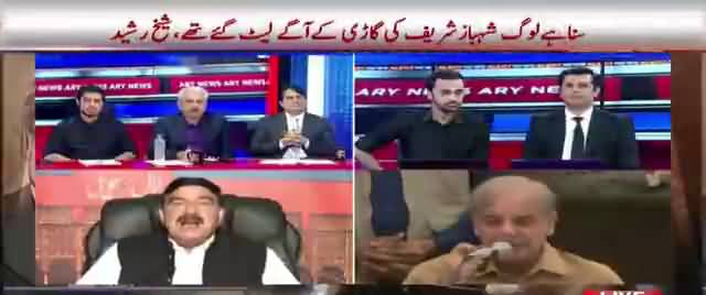 Sheikh Rasheed exposing the Grouping in PML-N in upcoming elections - Watch Now
