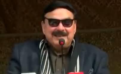 Sheikh Rasheed's Public Address – 18th December 2017