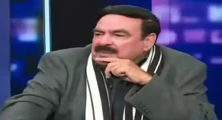Sheikh Rasheed Views on Pervez Musharaf's Acquittance on Akbar Bugti Case
