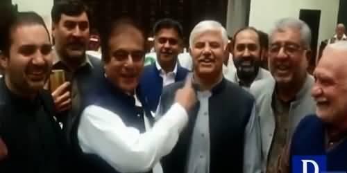 Shibli Faraz's Video Of 'Pawriii Ho Rahi Hai' Goes Viral