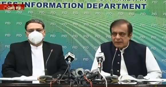 Shibli Faraz Shared Details Of PM Imran Khan Housing Scheme In Media Talk