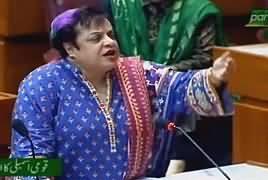 Shireen Mazari Speech In National Assembly – 21st January 2019