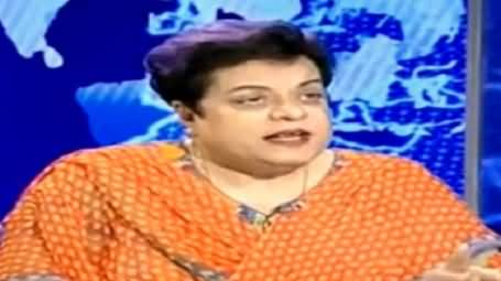 Shireen Mazari Telling Some Details How Police Killed the Lawyers in Daska