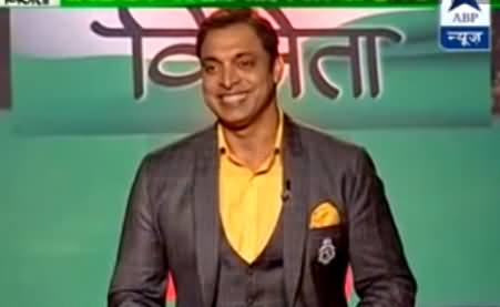 Shoaib Akhtar Complete Interview to Indian Tv, Badly Criticizing Pakistani Team