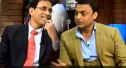 Shoaib Akhtar Once Again Attacks Pakistani Team While Giving An Interview in India