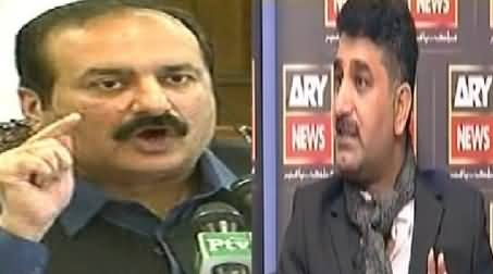 Shocking Revelations of Asim Malik About Rana Mashood in Kharra Sach