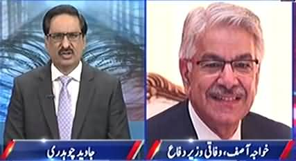Should Sartaj Aziz Go to India Or Not? Watch Khwaja Asif's Reply