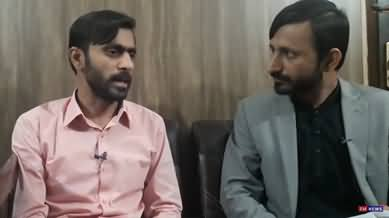 Siddique Jan Exposed The Lies of Journalist Talat Hussain