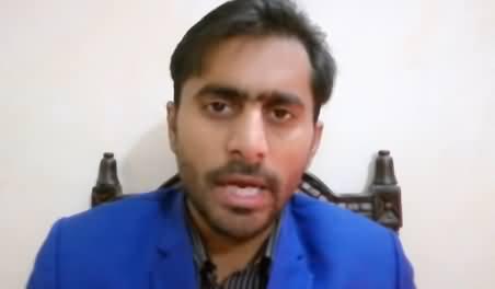 Siddique Jan Report on Dr. Shahid Masood, Faisal Raza Abidi Cases Hearing