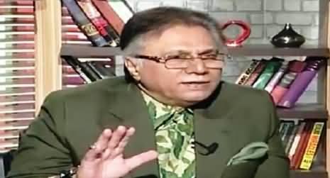 Sirf Peoples Party Ka Ehtisab Ho Raha Hai - Hassan Nisar Supports Asif Zardari