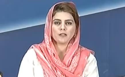 Sirf PTI Waale Hi Mohib e Watan Nahi Hote - Naz Baloch Gets Hyper