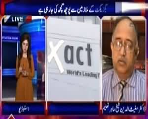 Situation Room (FIA Starts Investigation From Axact) - 19th May 2015