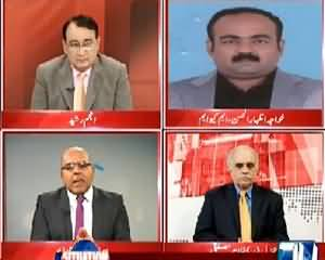 Situation Room (Govt & MQM Dialogues) – 3rd September 2015 – 09:30pm to 10:30pm