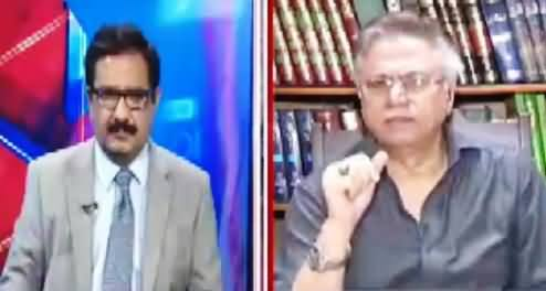 Situation Room (Hassan Nisar Exclusive Interview) – 6th May 2017