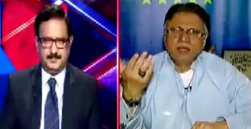 Situation Room (Hassan Nisar Exclusive Interview) – 7th October 2016