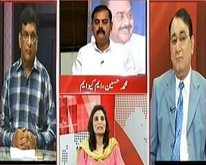 Situation Room (Imran Khan In Sindh) – 4th September 2015 – 08:30pm to 09:30pm