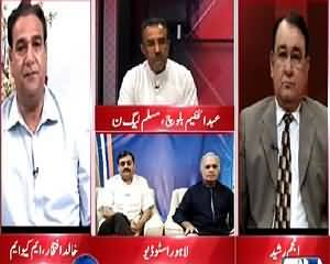 Situation Room (Minus Altaf Hussain Formula, What is Reality?) – 29th June 2015