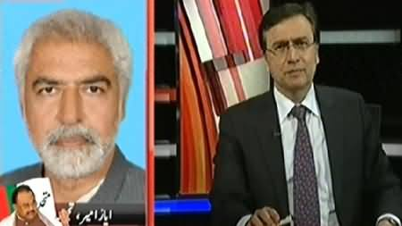 Siyasat Aur Qanoon (Govt Ready For Action Against Revolution and Azadi March) - 8th August 2014