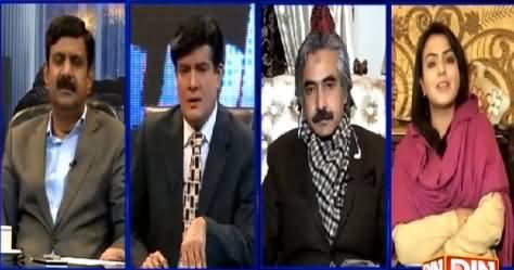 Siyasat Aur Riyasat (Imran Khan and Qadri May Meet in Jeddah) – 20th January 2015