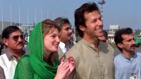 Some Rare Pictures of Imran Khan, Jemima Khan and Lady Diana in Pakistan
