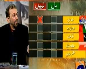 Speacial Transmission On Geo News – 30th January 2015