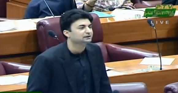 Speaker Adjourned NA Session Due To Murad Saeed Aggressive Speech And Opposition Fight