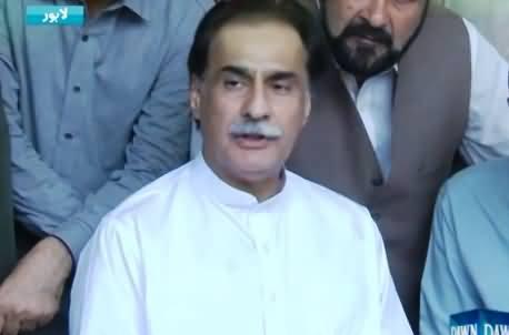 Speaker Ayaz Sadiq Criticizing Imran Khan For Taking U-Turn on 35 Punctures