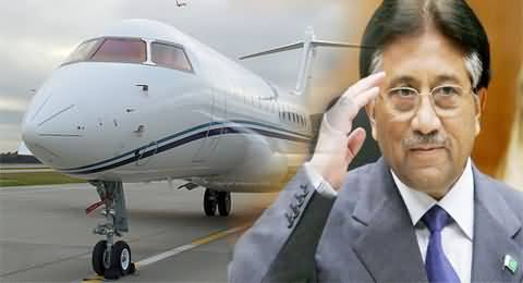 Special Plane Lands at Islamabad Airport to Take Away Pervez Musharraf