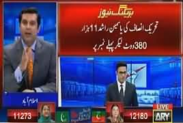 Special Transmission On ARY (NA-120) [7PM To 8PM] – 17th September 2017