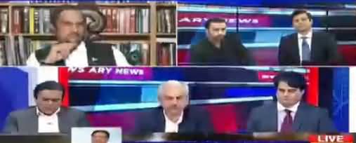 Special Transmission on ARY (Nawaz Sharif Coming Back) - 13th July 2018