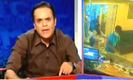 Special Transmission On ARY News (MQM Attack on ARY) – 22nd August 2016