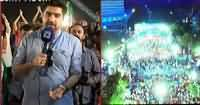 Special Transmission On Channel 24 (PTI Jalsa) Part-1 – 1st May 2016