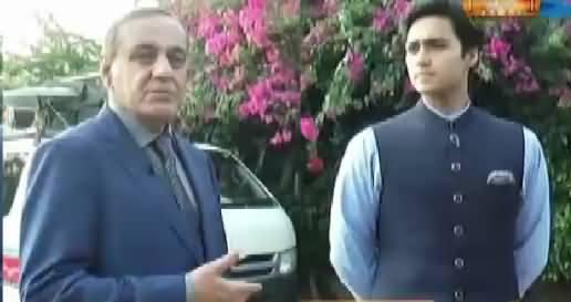 Special Transmission On Roze Tv (Junaid Safdar Exclusive Interview) – 16th September 2017