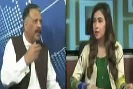 Special Transmission On Roze Tv (Current Issues) – 23rd March 2019