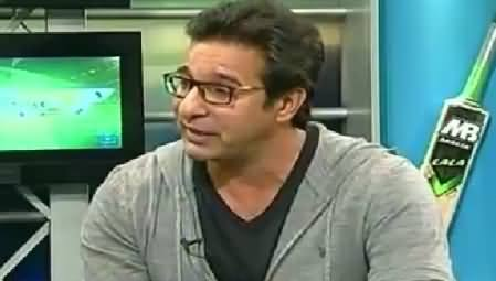 Sports Page With Aftab Iqbal (Waseem Akram Exclusive) – 28th November 2015
