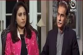 Spot Light (Ayaz Sadiq Exclusive Interview) – 23rd January 2017
