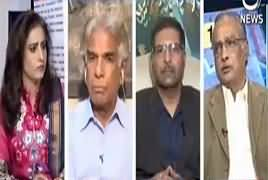 Spot Light (Ban on Airing Nawaz Maryam Anti Judiciary Speeches) – 16th April 2018