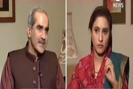 Spot Light (Khawaja Saad Rafique Exclusive Interview) – 24th May 2017