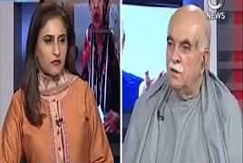 Spot Light (Mehmood Achakzai Exclusive Interview) – 17th October 2017