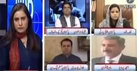Spot Light (Musharraf Gave NRO to Sharif Family?) – 8th April 2019