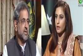 Spot Light (PM Shahid Khaqan Abbasi Exclusive) – 7th August 2017