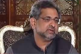 Spot Light (PM Shahid Khaqan Abbasi Exclusive Interview) – 23rd March 2018