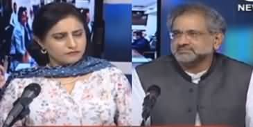 Spot Light (Shahid Khaqan Abbasi Interview) - 22nd September 2020