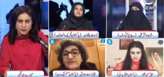 Spot Light (Why Aurat March Was Cancelled in Faisalabad) - 2nd August 2021