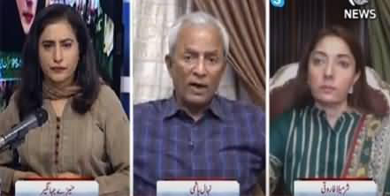 Spot Light with Munizae Jahangir (Difficulties For PDM) - 19th October 2020