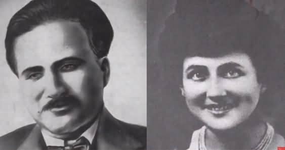 Story of Allama Iqbal's Love Affair With German Girl Emma